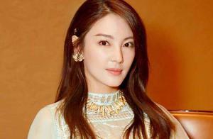 张雨绮:我要美到80岁!女王气场来自内心强大