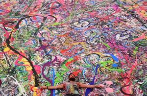 世界最大油画拍卖 8340万元全捐慈善