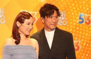 TVB颁奖礼红毯看点!马国明撒狗粮,王浩信陈自瑶夫妇形同陌路