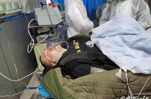 连轴转10天9夜 石家庄红珊湾社区书记潘峰累晕在防疫最前线