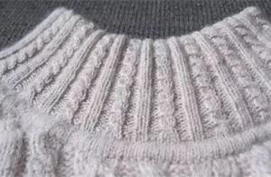 套头毛衣编织讲解,清晰明白,有基础一看就会