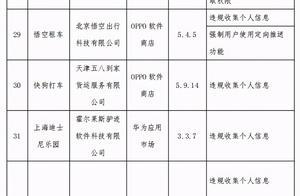 131款APP侵害用户权益未完成整改:上海迪士尼乐园等上榜