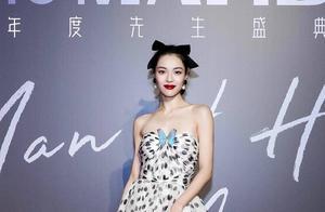 女星蝴蝶结造型PK:钟楚曦温柔,郑爽清新,陈小纭变公主