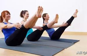 瑜伽船式每天3分钟,告别大肚腩,赘肉越来越少!