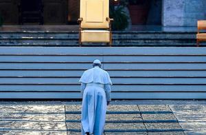 意大利确诊近10万,护士自杀,教皇冒雨哀求:勿弃我们于风雨中