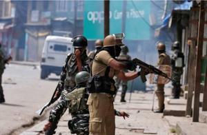 中印边境紧张局势还没解除,印巴又打起来