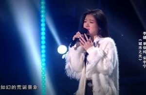 中国好声音:现场没有任何失误,单依纯成功夺冠,潘虹淘汰太可惜