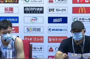 28分惨败,面对新华社记者提问,阿的江指导语塞了!