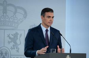西班牙首相桑切斯宣布再次进入国家紧急状态
