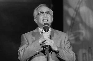 痛心!播音泰斗关山因病逝世,享年86岁