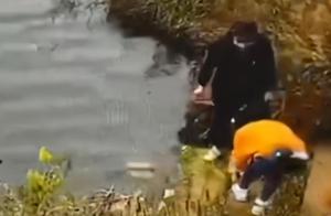 """南京""""系鞋带被同伴推下水""""受害者女儿发声:当天还邀请了另一人"""