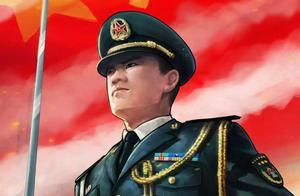 中国军人不容易