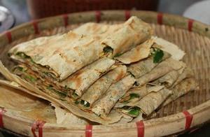 有一种煎饼叫山东菜煎饼,你吃过吗?菜煎饼制作流程