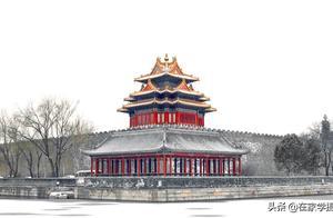 北京初雪,去故宫拍照是个好主意,8个方法送给你,表现力十足