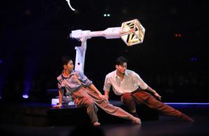 本周六晚《舞蹈风暴》第二季收官,胡沈员帮跳陈镇威冲击冠军