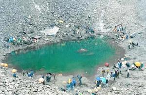 """河南一水库,一夜间下降水位数百米,专家从中挖出6条""""金龙"""""""