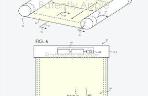 苹果新专利手机采用卷轴式屏幕 网友:看着就像圣旨