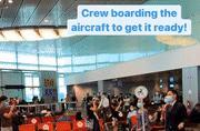 """新加坡航空至尊""""飞机餐""""刚开业,T3安保人员接连发现确诊病例"""