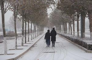北京局地今又落雪,丰台大兴通州被