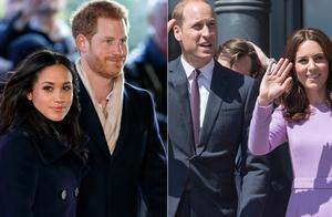 """凯特梅根""""不和""""起因终于曝光,和两位王妃无关,王室专家事太多"""