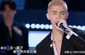 综艺《创造营2021》刘宇是中国的小哥哥,又是囯风就很吸粉了