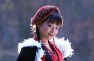 陈紫函扮演的郭芙,经历了6个刘海造型,美丽骄纵却令人恨不起来
