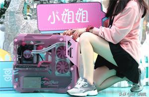 圣诞节,偷偷给女票装了一台萌萌哒的粉色主机