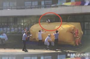 陈晓回应跳楼质疑,称是替身跳的!却因片场画面而引起更大争议