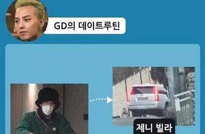 权志龙jennie被爆已恋爱一年,YG回应恋情,cp名龙丹妮