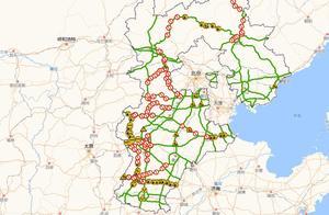 因疫情防控 河北境内多条高速禁止上道、劝返车辆
