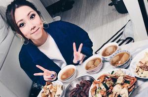 来看看陈立农、吴宣仪等人的年夜饭,你最想和谁在一起吃年夜饭?