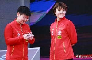 莎莎无敌!孙颖莎24小时双杀日本两大冠军,邓亚萍:最强小魔王