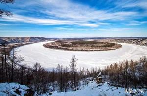 一路向北,北极漠河,看遍极致纯粹的雪景