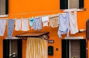 夏天晚上阳台切勿晾衣服