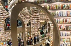 成都这家书店似魔法城堡,设计灵感竟来自水利工程,网友却有话说