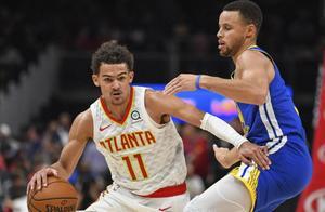 """NBA赛事预测:勇士VS老鹰,当库里与""""库里""""对射会怎样?"""