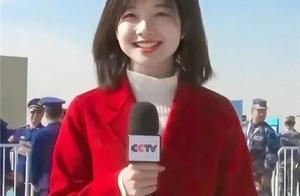 """因为颜值上热搜,""""央视最美女记者""""王冰冰还是个全能选手"""