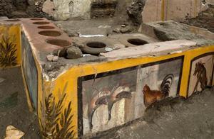鸡鸭猪羊蜗牛都是下饭菜!2000年前庞贝古城快餐店被发现