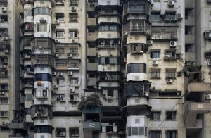 """重庆这个魔幻建筑又火了,还被称为""""地狱小区"""",一般人都不敢去"""