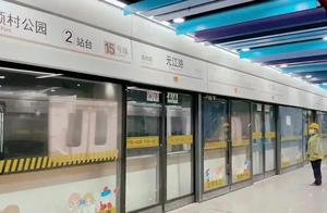 上海地铁15号线下月通车