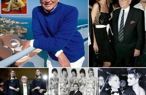 皮尔·卡丹逝世,享年98岁,他说:我做梦的时候,钱就来了