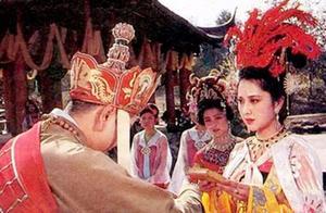 """唐僧唯一一次使用""""拱手礼"""",以俗世身份向女儿国国王告别"""