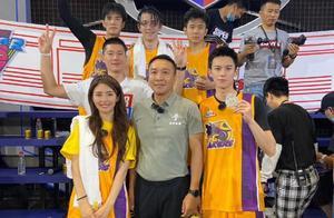 王鹤棣篮球赛爆粗口,拒绝向裁判道歉,称其摧毁了自己三年的坚持