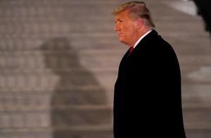 特朗普二次被弹劾,史上第一人