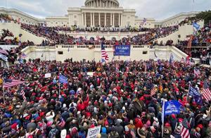 """国会""""沦陷""""后,""""罢免特朗普""""火爆美国!这次两党都坐不住了"""
