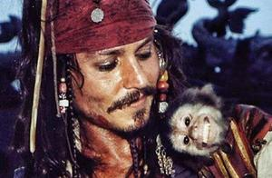 约翰尼德普永远是最帅气的杰克船长