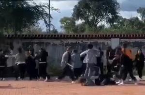 场面一度失控!数十名女学生相约打群架,校长被免职