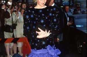 打开戴安娜王妃的衣橱!45套从日常到宴会经典穿搭灵感