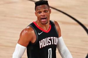 爆料!NBA黄蜂队有意火箭队后卫威少