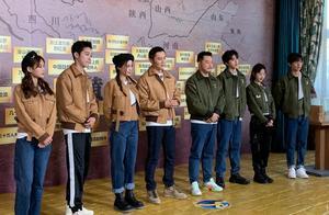 """黄河篇还没上线,《奔跑吧9》已定播出时间,海报""""揭秘""""成员"""